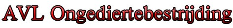AVL Ongediertebestrijding logo