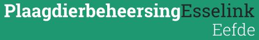 Plaagdierbeheersing Esselink logo