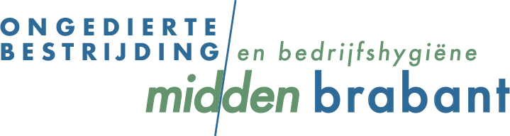 Ongediertebestrijding Midden-Brabant logo