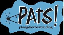 PATS! Plaagdierbestrijding logo