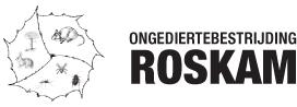 Ongediertebestrijding Roskam logo